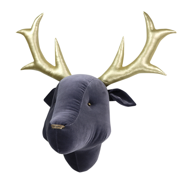 Grey raindeer