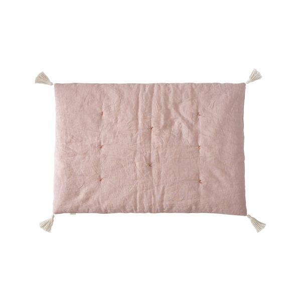 Linen mat pouder