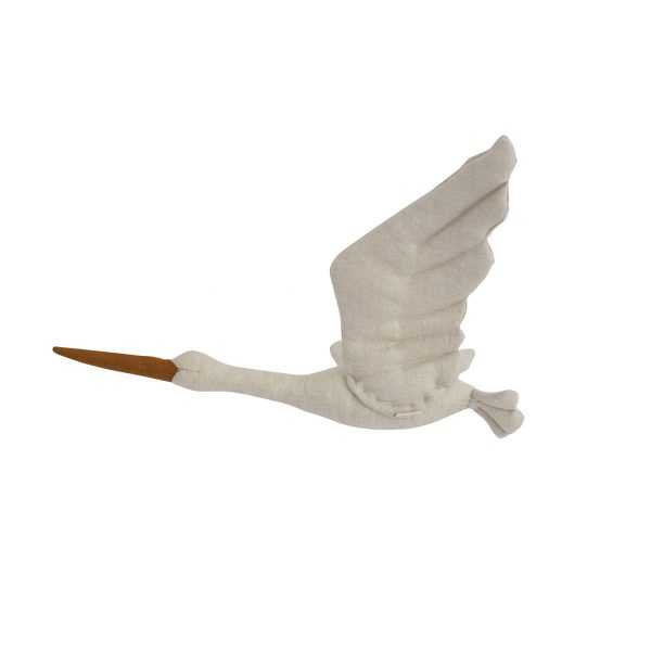 Stork linen beige